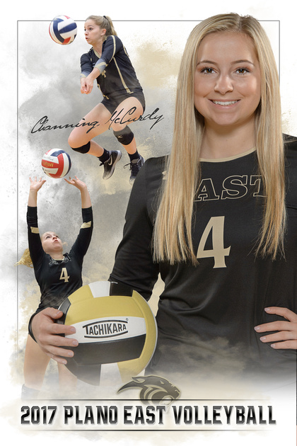 Dan Reed Photography   2017 PESH Volleyball